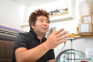 株式会社TPWORX代表取締役加藤宏之