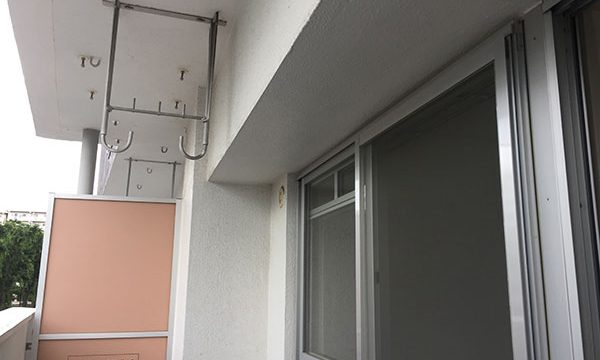 窓フィルムで結露対策東京都練馬区のマンション